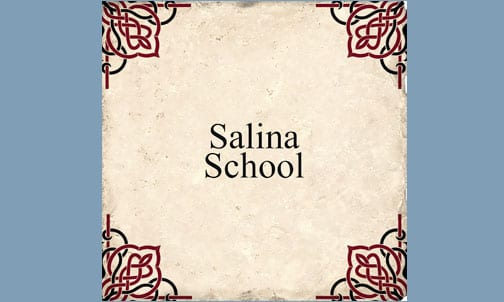 Salina selling tiles to mark school's 100th anniversary