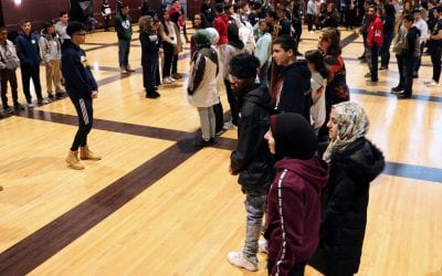 Students gather at annual Diversity Summit