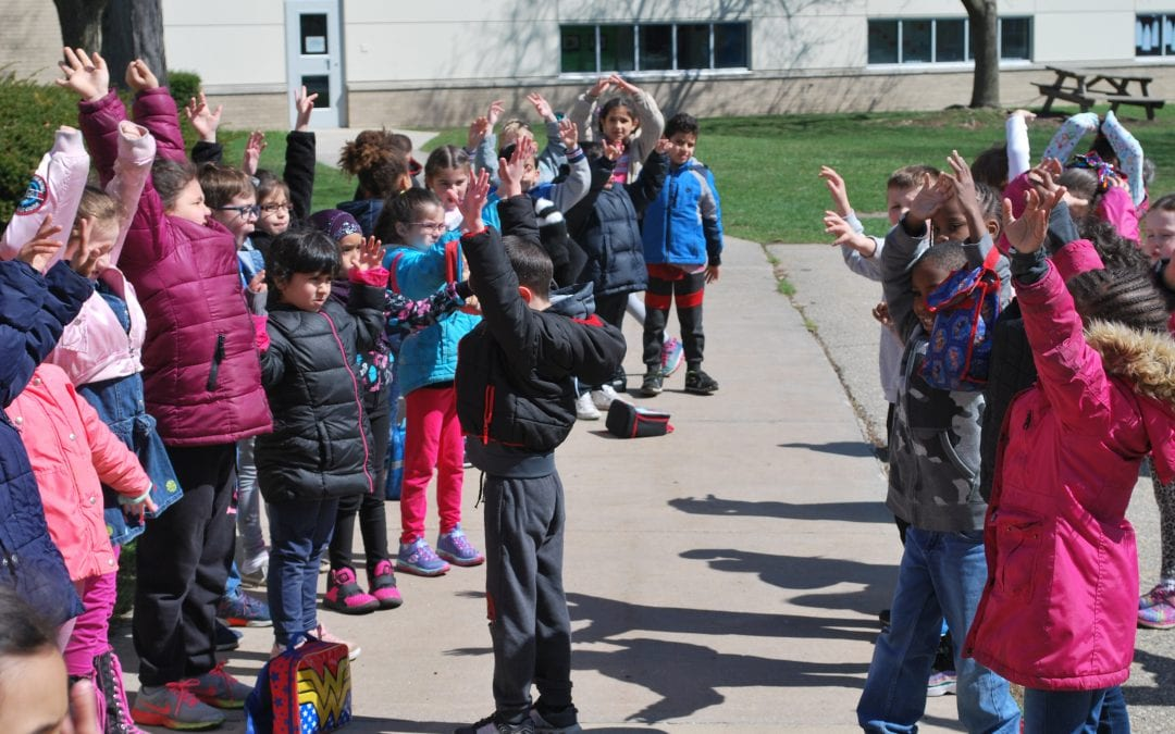Playworks teaches physical activity, better social behavior