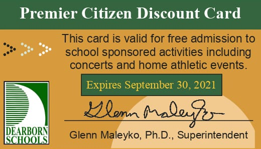Premier Citizen Card provides older residents free admission to sports, concerts