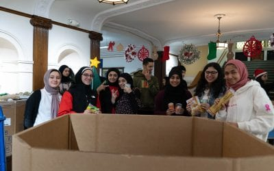 Battle Against Hunger provides food for the community