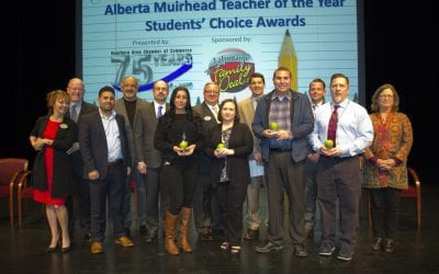 Nominations now open for Alberta Muirhead Teacher of the Year awards