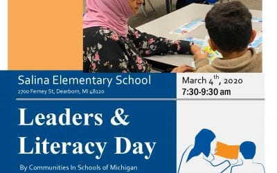 Salina Elementary looking for volunteers to read with students