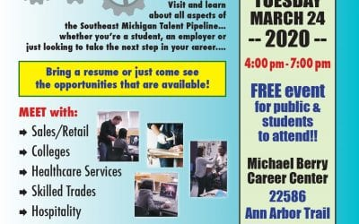 (CANCELED) All invited to Community Job Fair on March 24