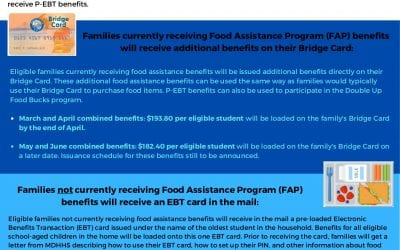Dearborn families to qualify for SNAP food benefits due to school closure
