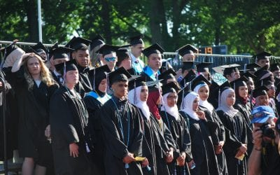 Dearborn postpones high school graduations