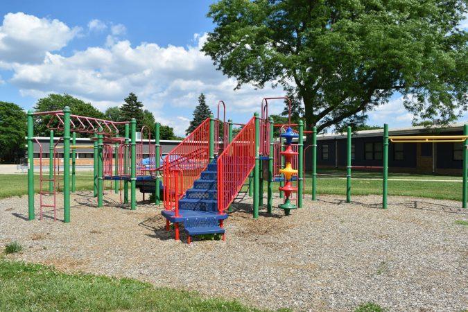 Playground at Howard Elementary