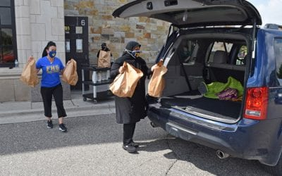 District offering summer meal distributions at three main sites