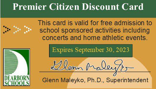 Premier Citizens Card