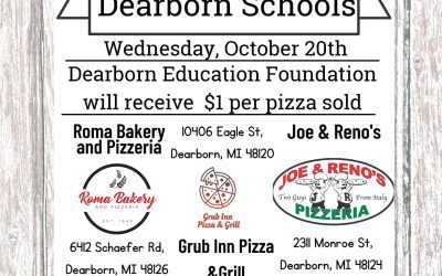 Foundation holding pizza sale fundraiser Oct. 20